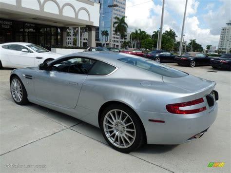 Titanium 2006 Aston Martin Db9 Coupe Exterior Photo