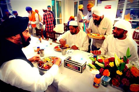 Iftar Dinner at a Gurdwara, with Muslims, Sikhs and ...