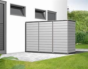 Sichtschutz Terrasse Modern : gallery of sichtschutz terrasse mit stauraum sichtschutzwand garten modern metall design ~ Frokenaadalensverden.com Haus und Dekorationen