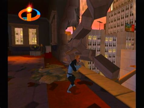 The Incredibles Screenshots For Gamecube Mobygames
