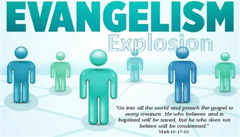 Bible Quotes About Evangelism