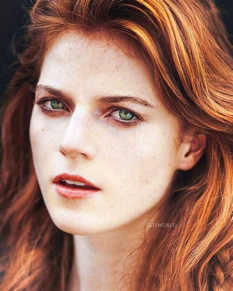 Rose Leslie Kissed By Fire This Is Definitely My