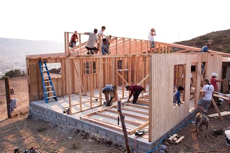 build a house house building door of faith orphanage