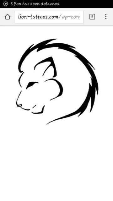 Épinglé par Mélodie rsm sur Idees Terre Cuites | Dessin lion facile, Dessin lion et Lune dessin