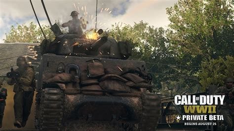 Call Of Duty Wwii Playstation 4 Private Beta Giveaway
