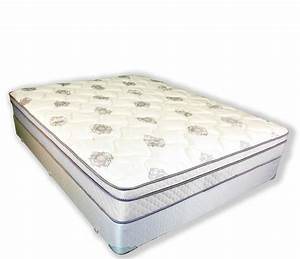 Jupiter queen euro top mattress and box spring jupiter for Are euro top mattresses good