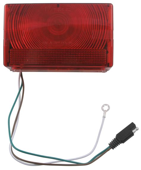 Wesbar Lights by Wesbar Submersible Light Right Curbside Black