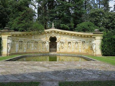 Giardino Interno Della Villa  Picture Of Villa Barbaro
