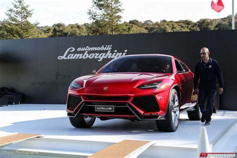 Mobil Gambar Mobillamborghini Urus by Konsep Suv Lamborghini Urus Pameran Konsep Urus Di