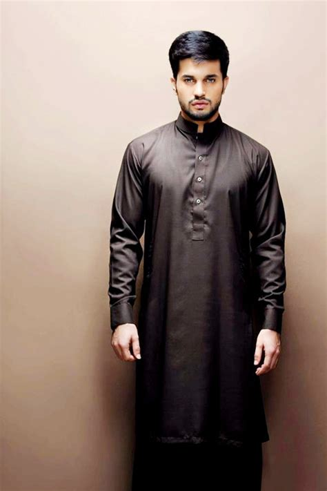 Men Kurta Design For Eid Special 2015 16