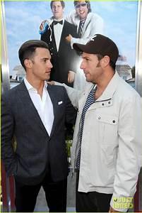 Adam Sandler & Andy Samberg: 'That's My Boy' Premiere ...