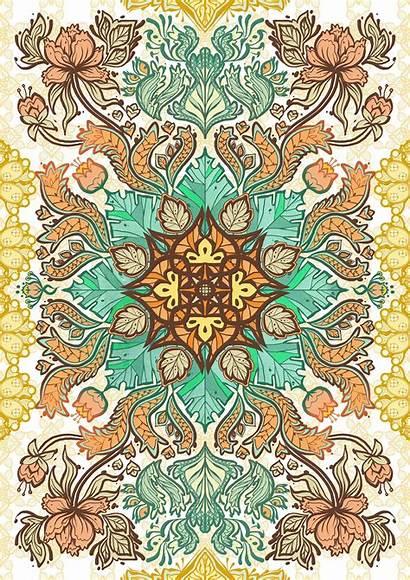 Batik Indonesian Patterns Designs Behance Nominators Remind