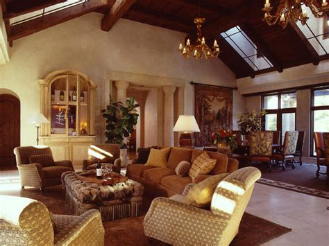 Amazing Mediterranean Living Room Design Ideas 2014