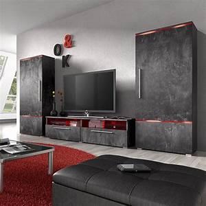 280e15463ed37 ensemble meuble tv effet b ton cir design mambo ensemble de meubles tv  pinterest living