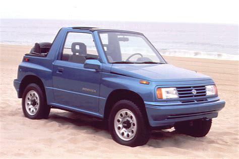 92 Suzuki Sidekick 1990 98 suzuki sidekick consumer guide auto