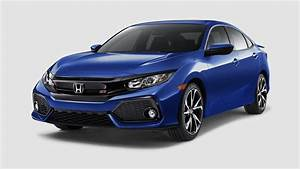 Honda Civic 6 : 2018 honda civic si sedan coupe coming with a 205hp 1 5l turbo and a lot of attitude carscoops ~ Medecine-chirurgie-esthetiques.com Avis de Voitures