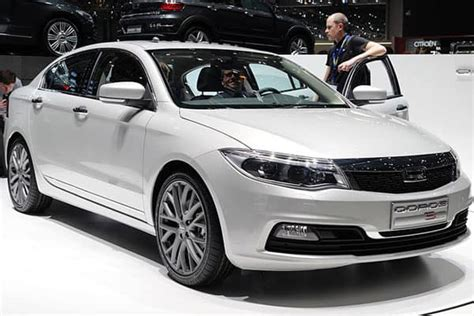 Complete List Of All Chery Models