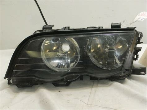 Headlight Bmw 323i 325i 328i 330i M3 2000 2001 Coupe