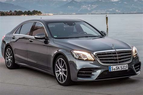 2018 Mercedes Benz S Class Launch, Price, Specifications