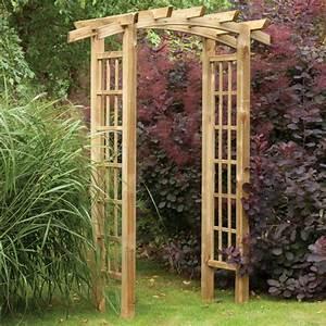 My garden trellis make your garden beautiful for Garden arches