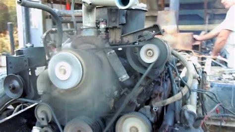 gm  detroit diesel youtube