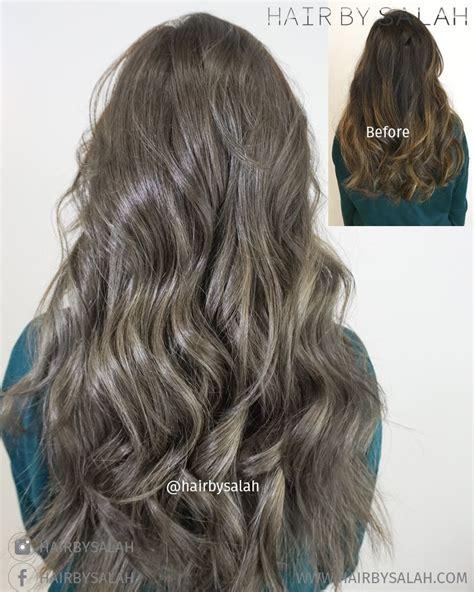 ash blonde base colour  soft