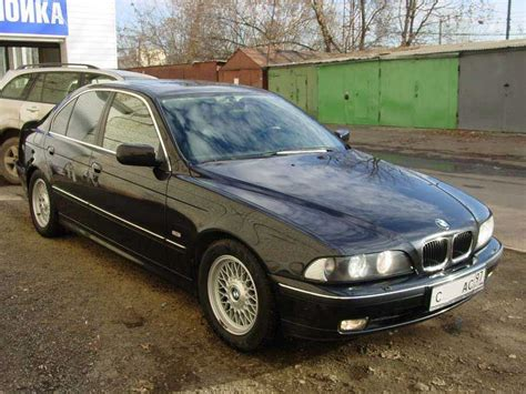 Bmw 528i 1999 1999 bmw 528i pictures 2800cc gasoline fr or rr