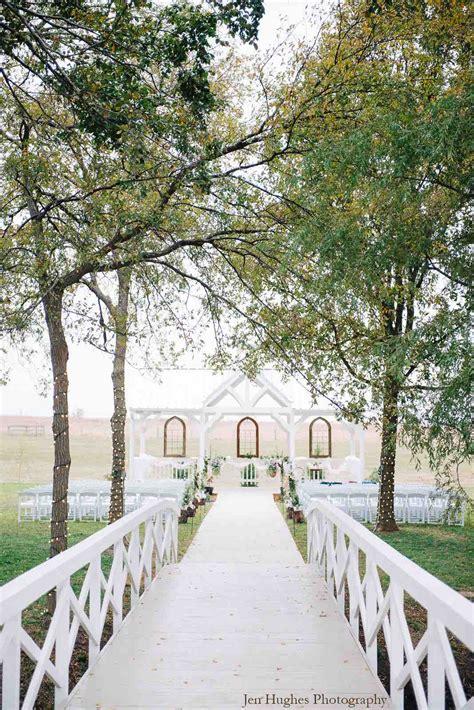willow creek weddings  venue brides  north texas