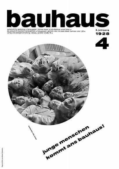 Bauhaus Journal Movement 1926 1931 History 1928