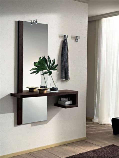 arredamento per ingresso moderno mobile ingresso con specchiera e consolle mod alba