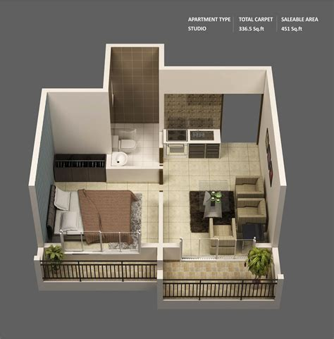 planos de apartamentos de  dormitorio tikinti
