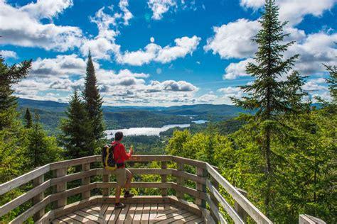 parc national du mont tremblant parcs qu 233 bec s 233 paq