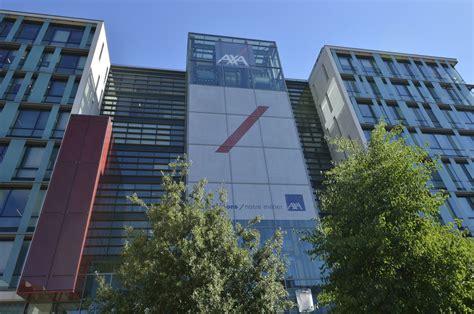siege axa axa multiplie ses investissements dans la cybersécurité