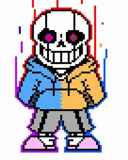 Pixel Bloxtale Roblox Sans Dust Maker King