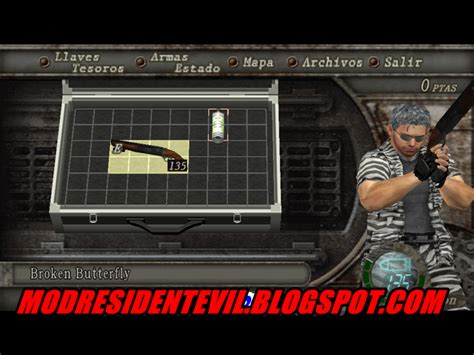 Mega Nz Resume by Mod Skin Resident Evil 4
