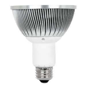 utilitech led 24 watt dusk to security light white
