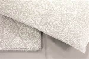 Lenzuola matrimoniali somma fantasia grigio biancheria