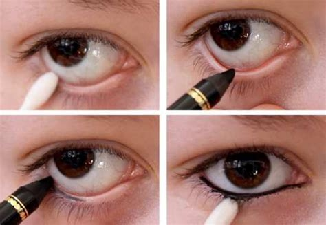 saya bandingkan 3 eyeliner yang bagus dan ini hasilnya