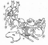Christmas Australian Australia Coloring Pages Printable Santa Colouring Templates Aussie Xmas Printables Boomers Sheets Cards Kangaroos Activities Worksheets Disney Themes sketch template