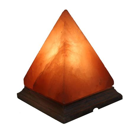 pyramid shaped salt l himalayan salt l pyramid shape