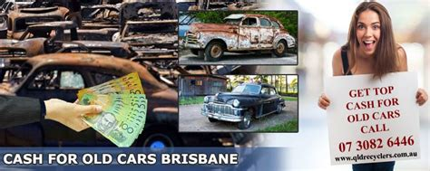 Get Cash For Old Cars Brisbane