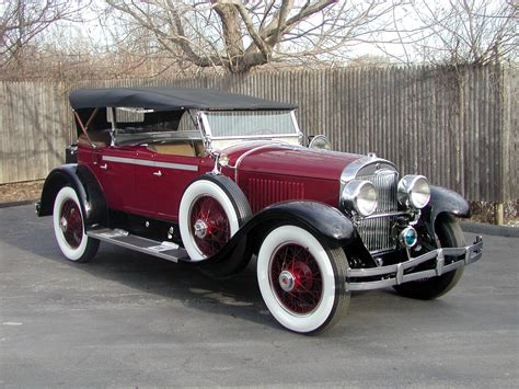 1927 Cadillac Series 314 Information And Photos Momentcar