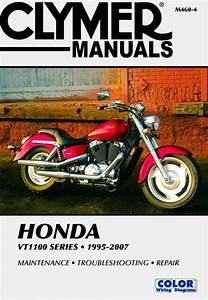 Honda Vt1100 Shadow Series Motorcycle  1995