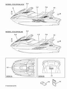 Sea Doo Gti Wiring Diagram