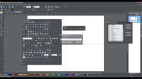 xara designer pro xara how i setup my new version of xara designer pro