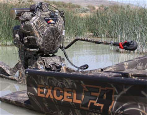 Excel Mud Boats by Excel Boats