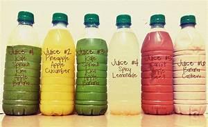 Juice Cleanse Recipe Dishmaps