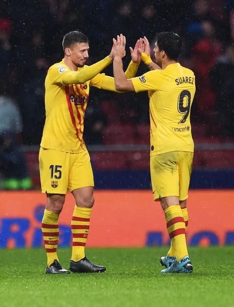 Luis Suarez, Clement Lenglet - Luis Suarez Photos - Club ...