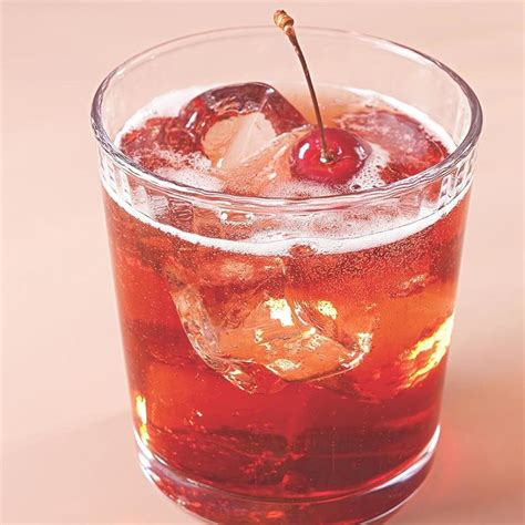 Bourboncherry Seltzers Recipe Eatingwell