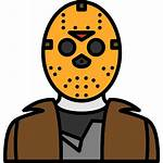 Icon Horror Halloween Murderer Cinema Scary Icons